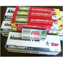 Folha de alumínio / alumínio doméstico para embalagem de alimentos (A8011 e O)