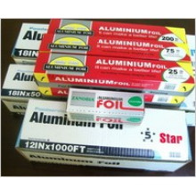 Бытовая алюминиевая / алюминиевая фольга для упаковки пищевых продуктов (A8011 & O)