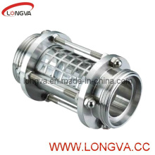 Sanitary Stainless Steel Male Inline Sight Glass