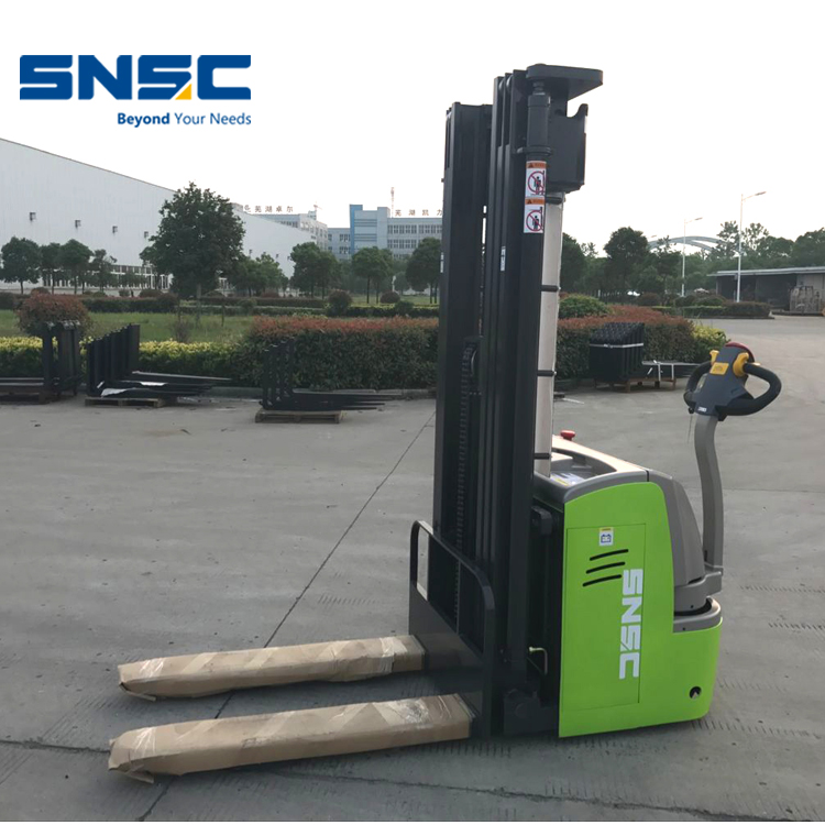 1,5Ton Walk Di Balik Stacker DB15