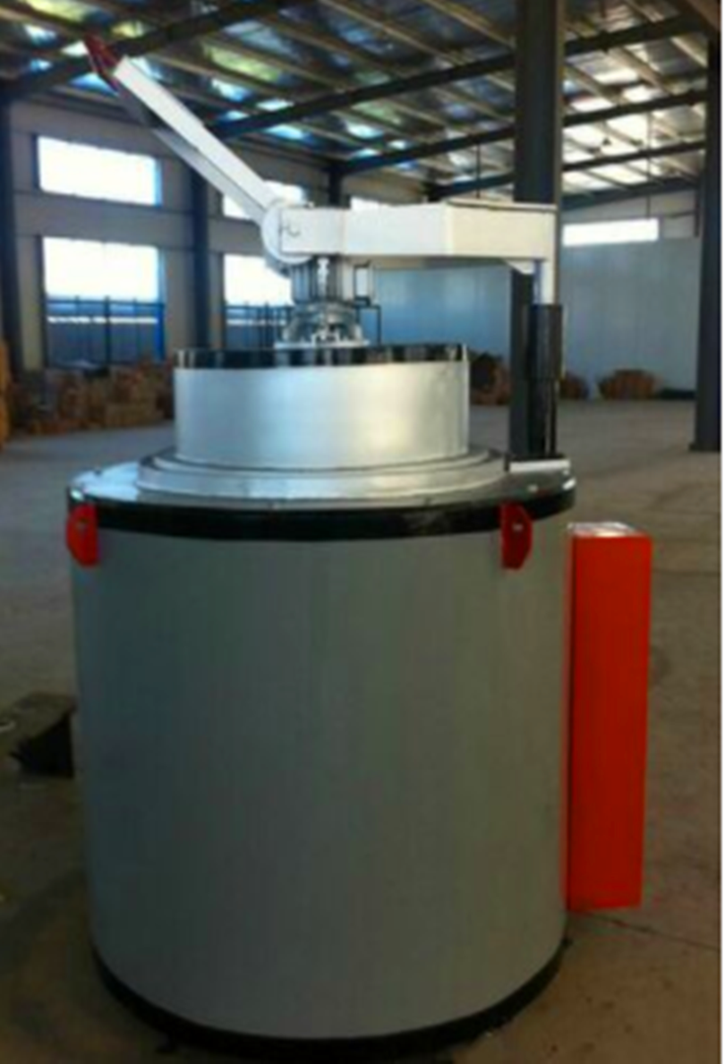 Well annealing furnace