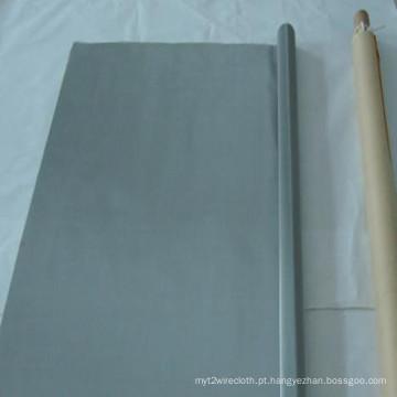 Malha de aço inoxidável do filtro do fio do níquel de 9% / malha chapa de níquel