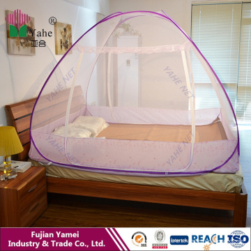 Cheap Portable Pop up Mongolia Tent Mosquito Net