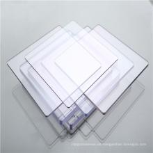 Hochwertige massive Polycarbonatplatte für Windschutzscheibe