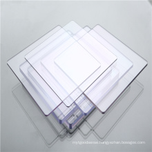 Quality solid polycarbonate sheet for windshield