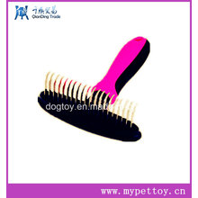 New Style Large Size Elastic Head Dematting Comb for Dog