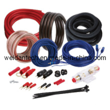 4 Gauge Car Audio Amplifier AMP Wiring Kit (WD18C-002)