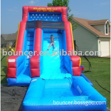 K-Inflatable water slide 004