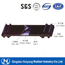 China Supplier Flat Level Steel Cable Belt