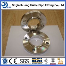 탄소강 A105 Lapped Joint Flanges 클래스 150