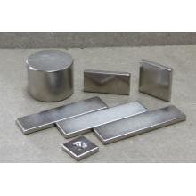 Linear Motor Magnete Gesinterter NdFeB Block