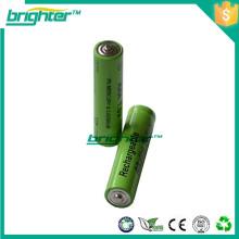 Juego de la india aaa batería recargable 1.5v