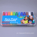 Crayon Face Paint Ultimate Party Pack Set