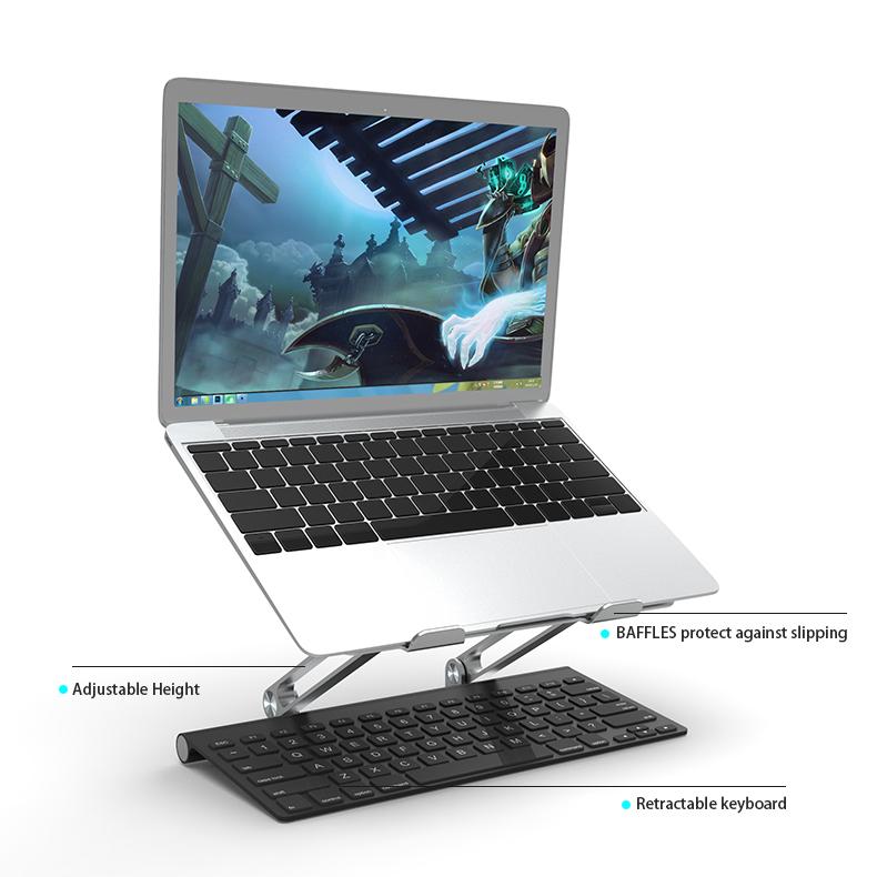 Laptop Docking Station Holder