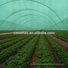 Red agrícola de la cortina del alambre de la fibra redonda del OEM de la calidad superior