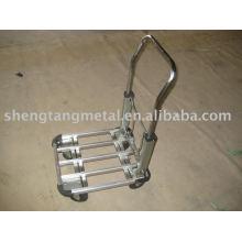 aluminium platform hand truck PH153
