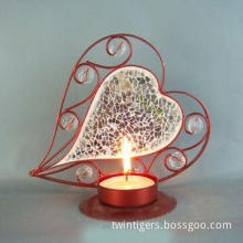 Metal Candle Box for Christmas, Halloween, Easter and Holiday Decorations
