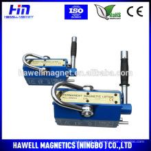 Levantador de tampa magnético permanente