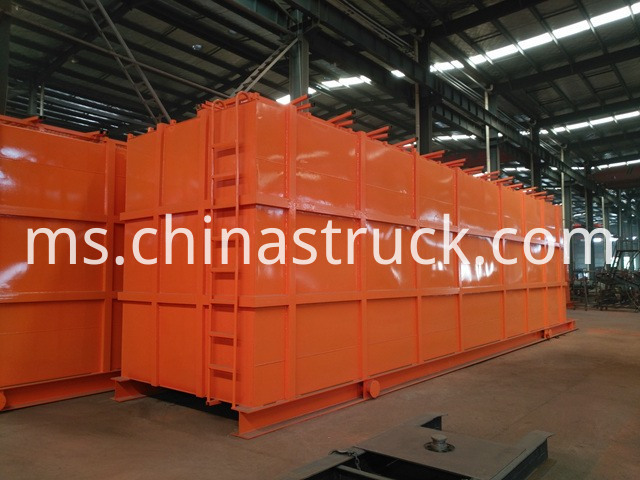Chemical Liquid Storage And Transport Equipment