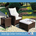 Outdoor Wicker Furniture Sunlounger