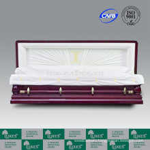 LUXES Funeral Service Longevity-Dragon Chinese Design Casket With Best Casket Price