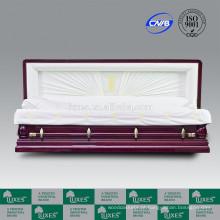 Caixão com melhor preço do caixão de Design LUXES Funeral serviço longevidade-dragão chinês