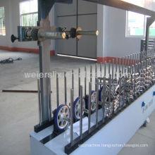 WQ300 multifunctional glue laminating machine