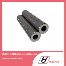 Customized High Quality Ring NdFeB Permanent Magnet on Industry