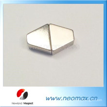 Customized irregular neodymium magnets for hot sale