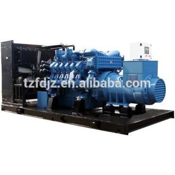 Высокая точность дизельного генератора 1800KVA МТУ набор оптовая