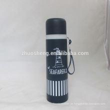 diariamente novos design bela garrafa de vácuo térmica