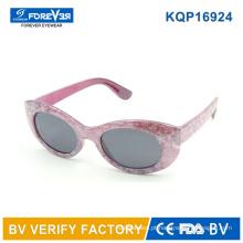 Kqp16924 novo Design crianças óculos de sol conhecer Ce FDA UV400