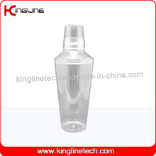 750ml plastic Cocktail shaker(KL-3070)