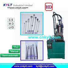 PLC automática Zamak / zinco artesanato máquina de fundição