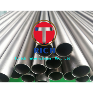 ASTM B338 Gr2 Seamless Titanium Tube for Heat Exchanger