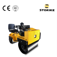 Series vibration drive road roller price