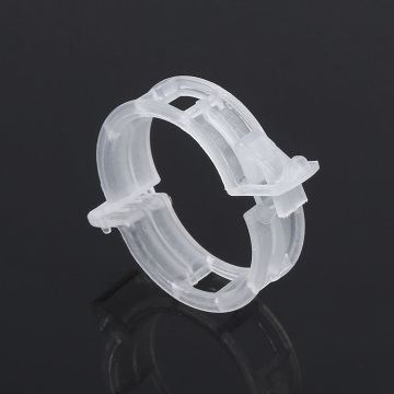 Greenhouse Plastic Tomato Clips For Trellising Roller Hook