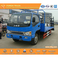 JAC 6tons flat bed lorry for export