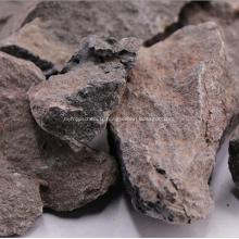 Carbure de calcium de haute qualité brun et gris de calcium
