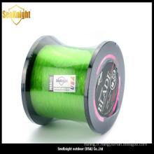 En Nylon vert, ligne de pêche, commerce de gros