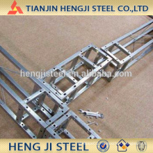 Square Galvanized Steel Tube 80*80mm