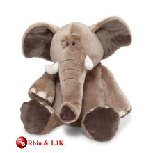 Meet EN71 and ASTM standard stuffed plush elephant toy