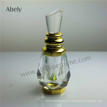 Botellas de perfume de cristal de estilo agraciado único de 3ml