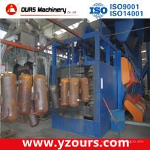 Auto / cabine de revestimento manual do sopro de areia para a indústria de metal