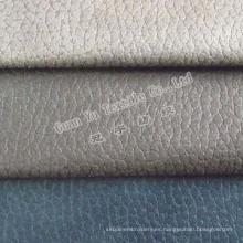 Cortina de ante de terciopelo en relieve poliester / tela del sofá (G69-36)