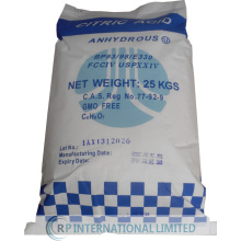 Citric Acid Anhydrous BP/USP/E330
