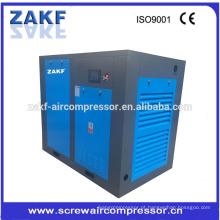 Alta qualidade 75KW 100HP baixo custo máquinas de compressor de ar