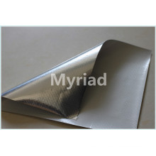 Tecido com filme de isolamento de PE revestido de alumínio