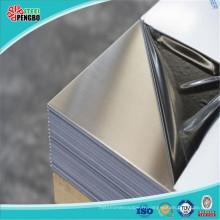 430 feuille d'acier inoxydable avec de haute qualité