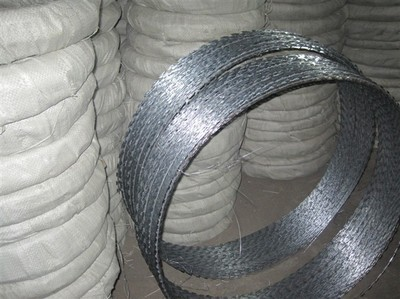 Stainless Steel Concertina Razor Barbed Wire